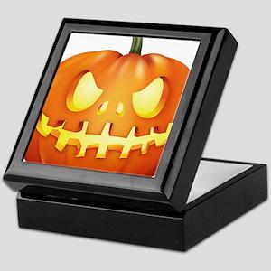 Halloween - Jackolantern Keepsake Box