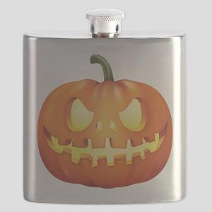Halloween - Jackolantern Flask