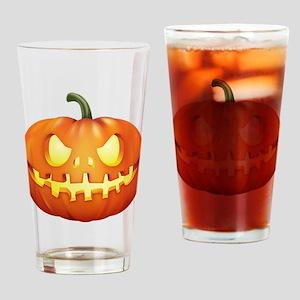 Halloween - Jackolantern Drinking Glass