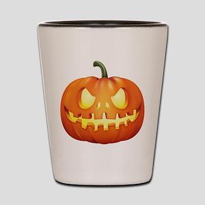 Halloween - Jackolantern Shot Glass
