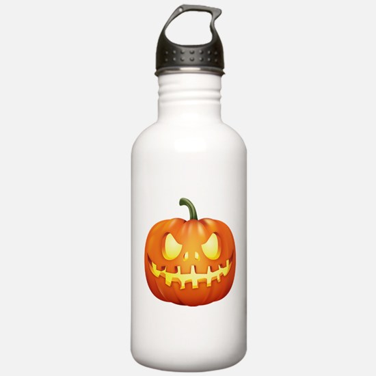 Halloween - Jackolantern Water Bottle