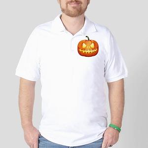 Halloween - Jackolantern Golf Shirt