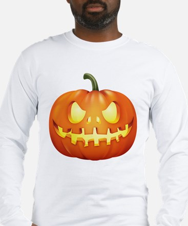 Halloween - Jackolantern Long Sleeve T-Shirt