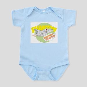 PHANTOMS PHOREVER Infant Bodysuit