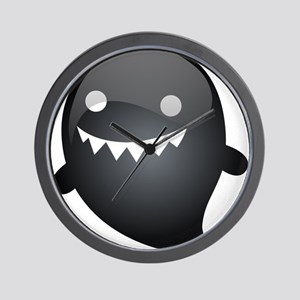 Halloween - Ghost Wall Clock