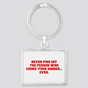 NEVER-PISS-OFF-FRESH-RED Keychains