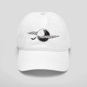 Halloween - Night - Bats Baseball Cap