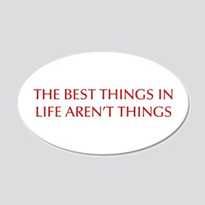 best-things-in-life-OPT-RED Wall Decal