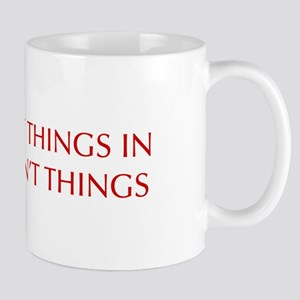 best-things-in-life-OPT-RED Mugs