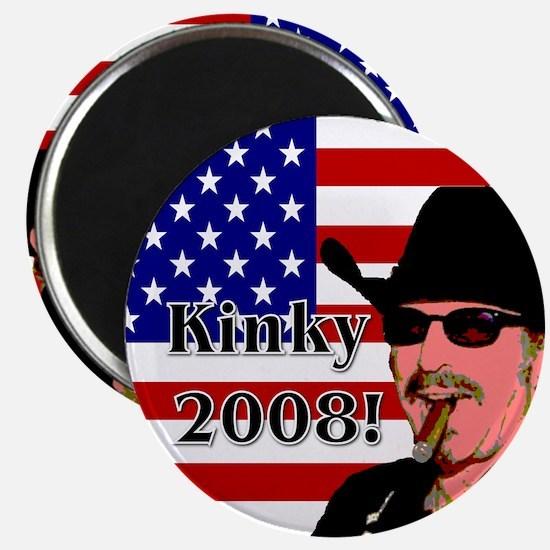 Kinky 2008! Magnet