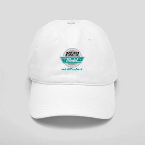 1929 Birthday Vintage Chrome Cap