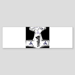 Wolves Wod Kindred ... Bumper Sticker