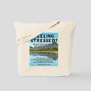 Feeling Stressed Tote Bag