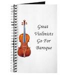 Go for Baroque Journal