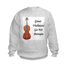 Go for Baroque Sweatshirt