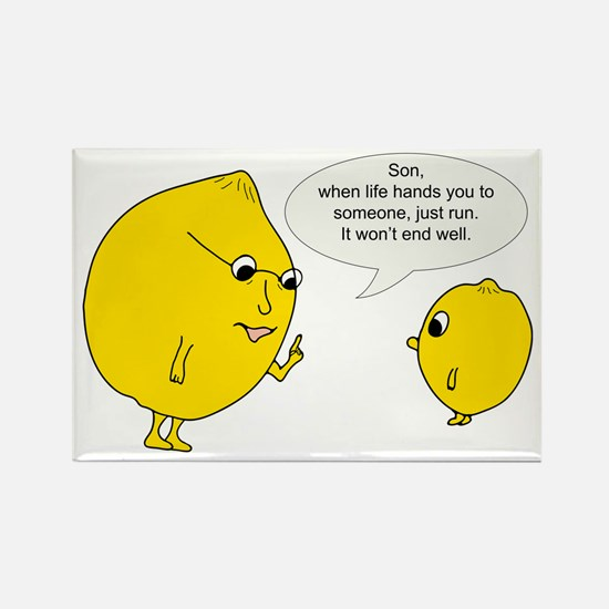 Lemonly Advice Magnets