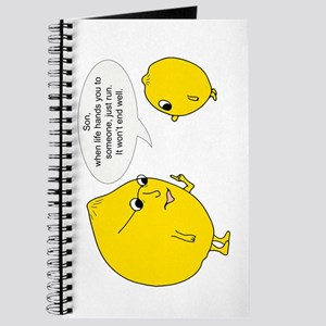 Lemonly Advice Journal
