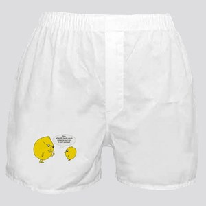 Lemonly Advice Boxer Shorts