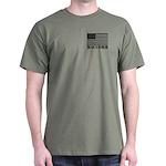 US Flag MacComm Dark T-Shirt