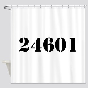 24601 Shower Curtain