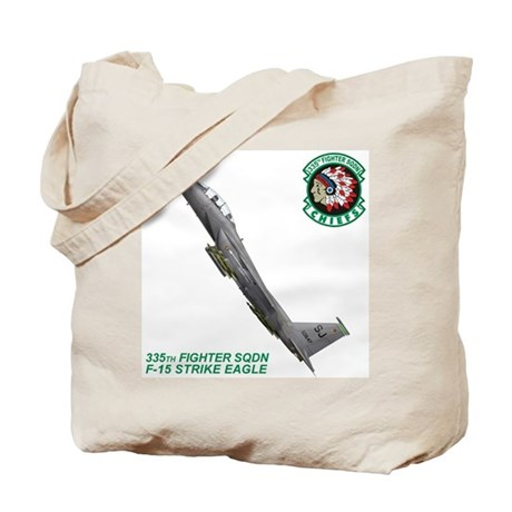 F-15E Stike Eagle Tote Bag