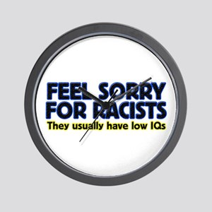 ...sorry for racists... Wall Clock