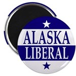 Alaska Liberal Magnet