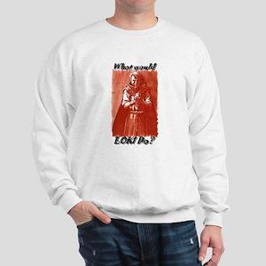 What Would Loki Do? Sweatshirt