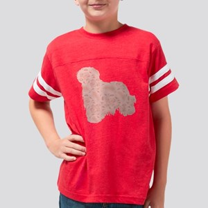 d138 Komondor Youth Football Shirt