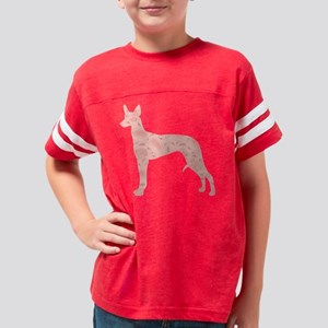 d181 Pharaoh Hound Youth Football Shirt