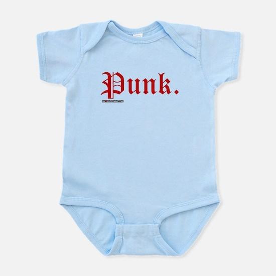 Punk Music Infant Bodysuit