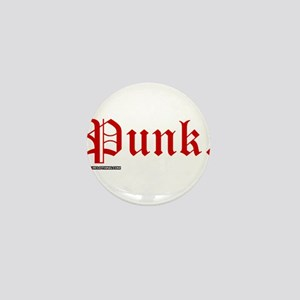 Punk Music Mini Button