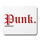 Punk rock Classic Mousepad