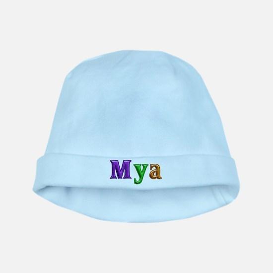 Mya Shiny Colors baby hat