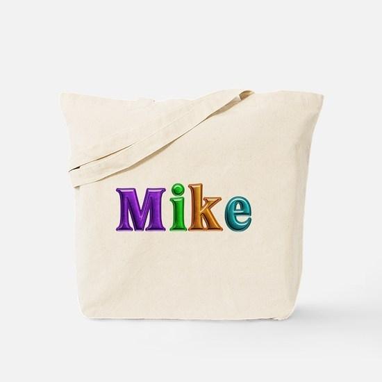 Mike Shiny Colors Tote Bag