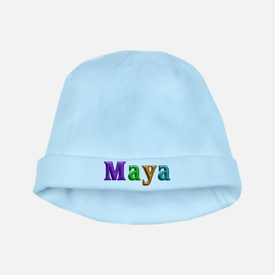 Maya Shiny Colors baby hat