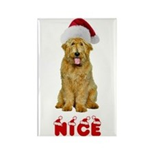 Nice Goldendoodle Rectangle Magnet