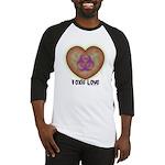 Toxic Love Baseball Jersey