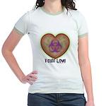 Toxic Love Jr. Ringer T-Shirt