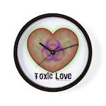 Toxic Love Wall Clock
