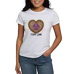 Toxic Love Women's T-Shirt