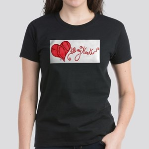 YOU Fill my Heart T-Shirt