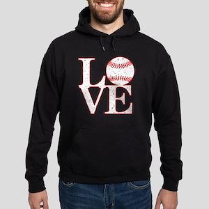 Love Baseball Classic Hoodie