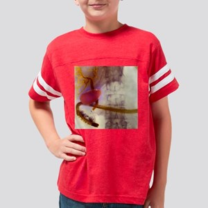 Gall bladder and bile ducts,  Youth Football Shirt