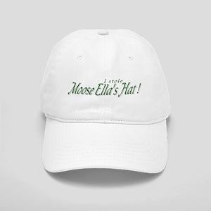 """I stole"" Moose Ella's Hat"