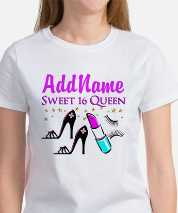 GORGEOUS 16TH Women's T-Shirt