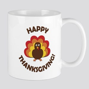 Happy Thanksgiving! Mugs