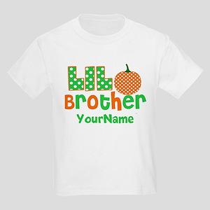 Little Brother Pumpkin T-Shirt