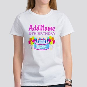 16TH BIRTHDAY Women's T-Shirt