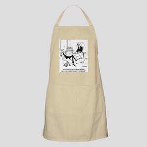 I Rarely Consult My Conscience Apron